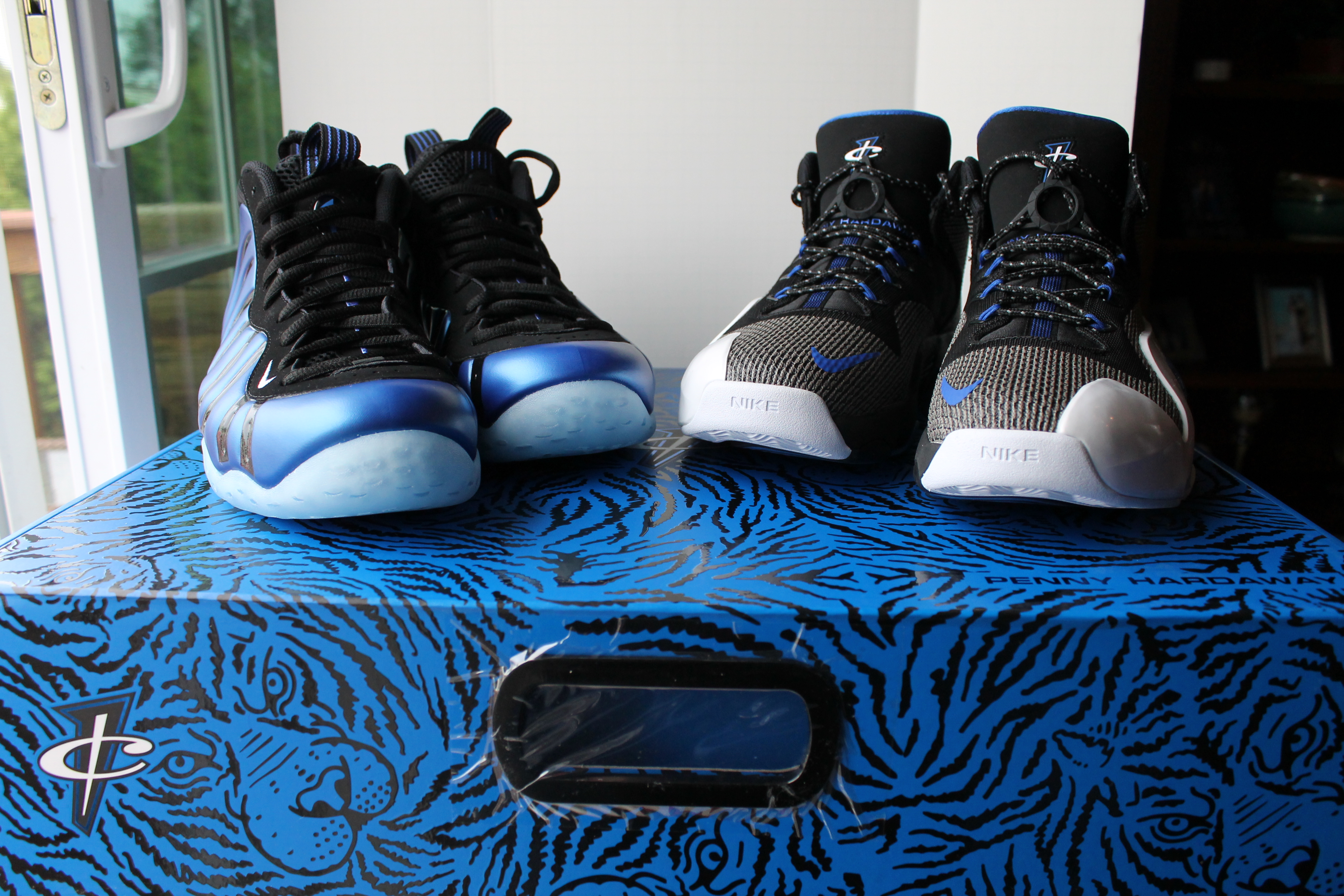 bfdc3c2e6cf Nike Air Penny Pack QS - Sharpie Pack