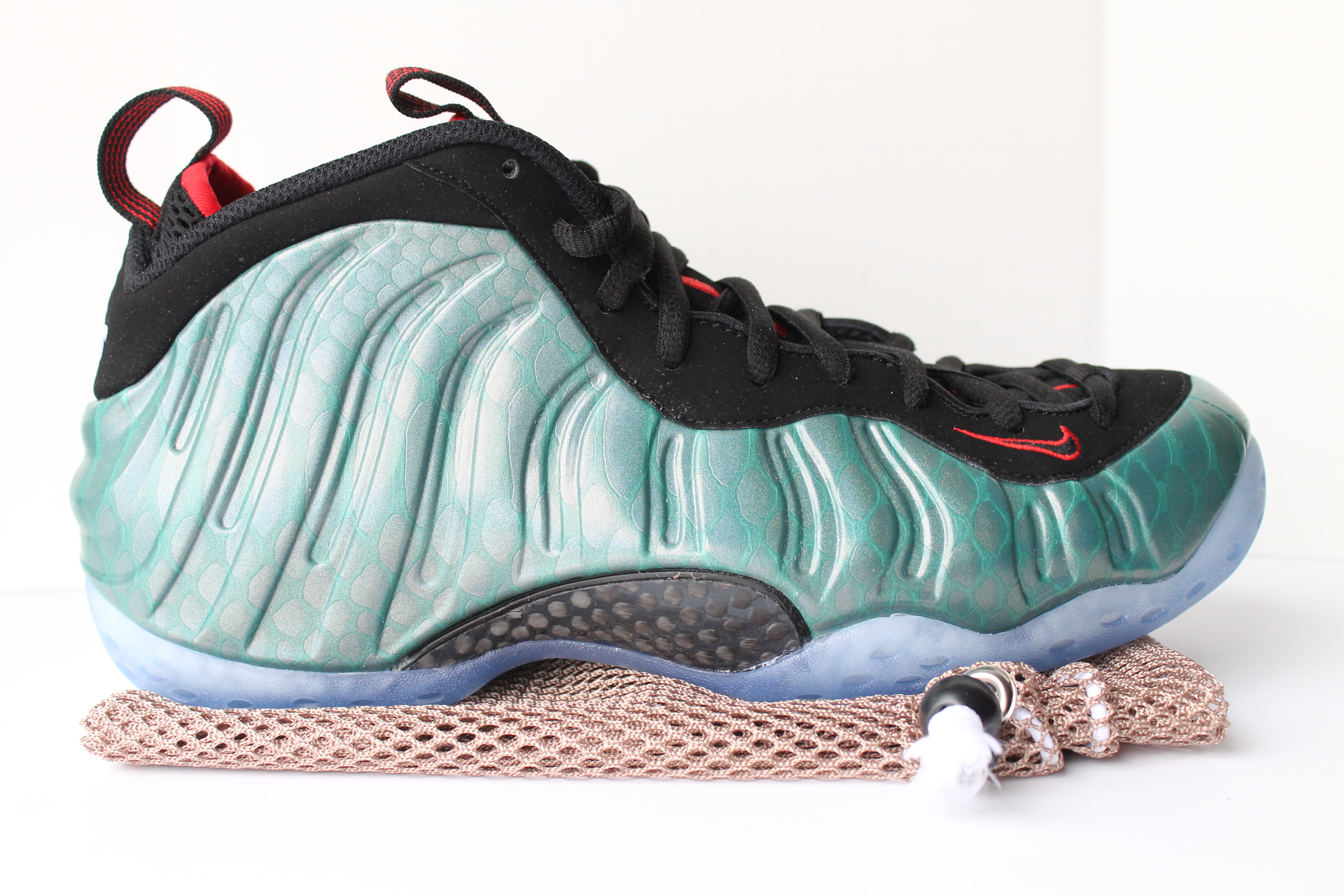 huge selection of fc78f 6ba81 Nike Air Foamposite One PRM - Gone Fishing