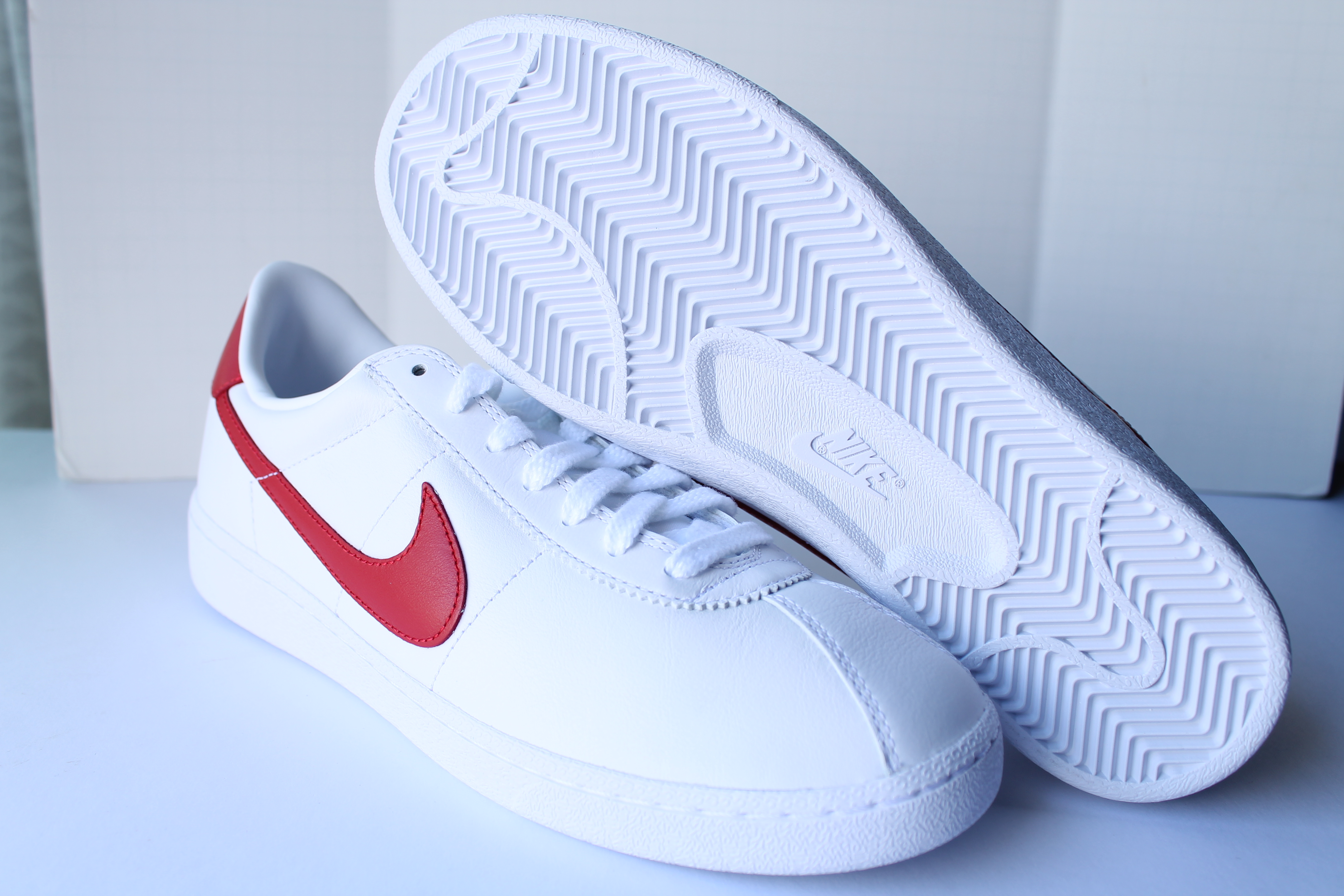 superior quality 34c0d e6465 ... cheapest nike bruin leather marty mcfly back to the future 1985 db4a5  a5dff
