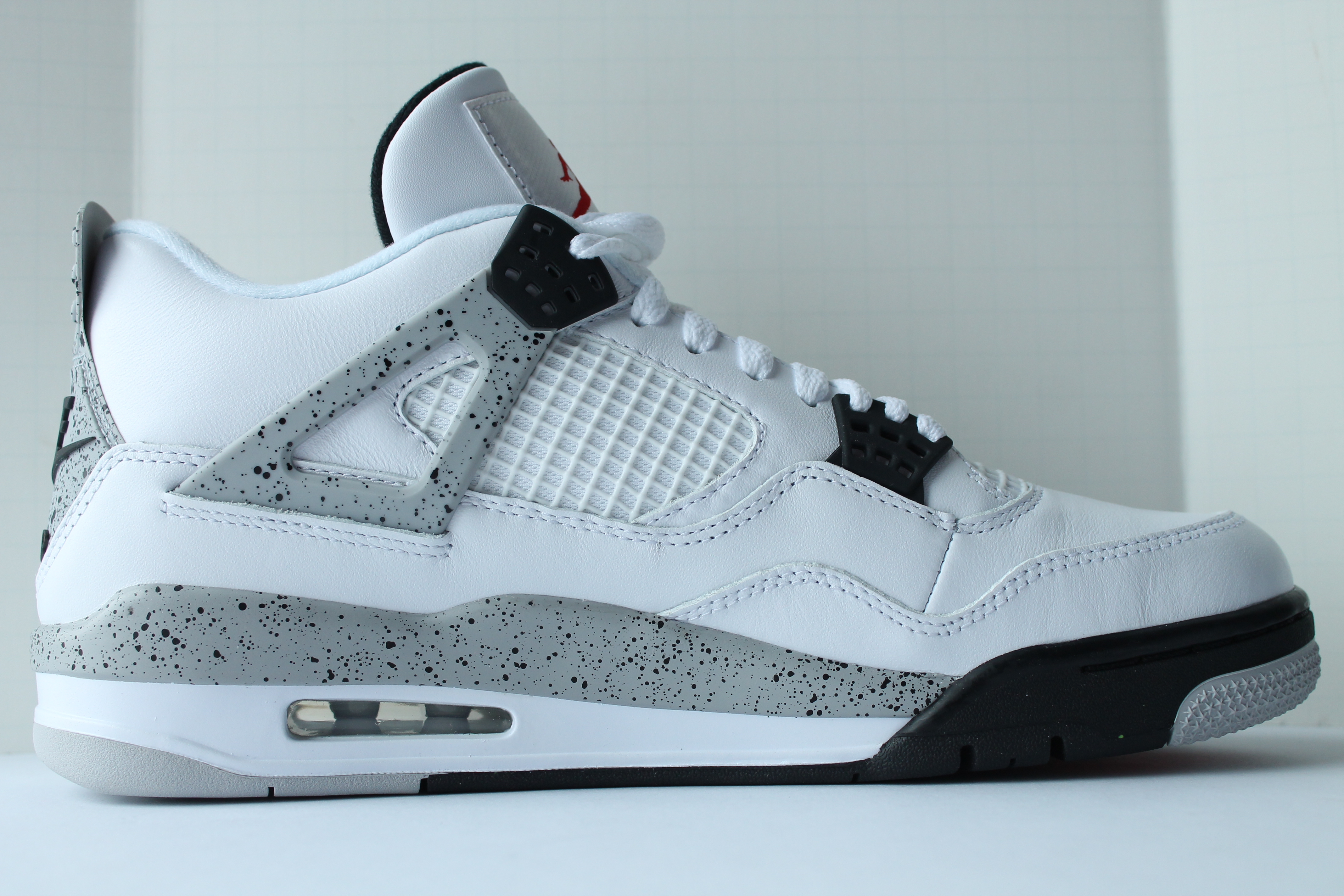 new products 0a168 6ecab ... Air Jordan 4 Retro – White Cement ...