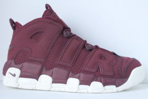 Nike Air More Uptempo '96 QS - Night Maroon