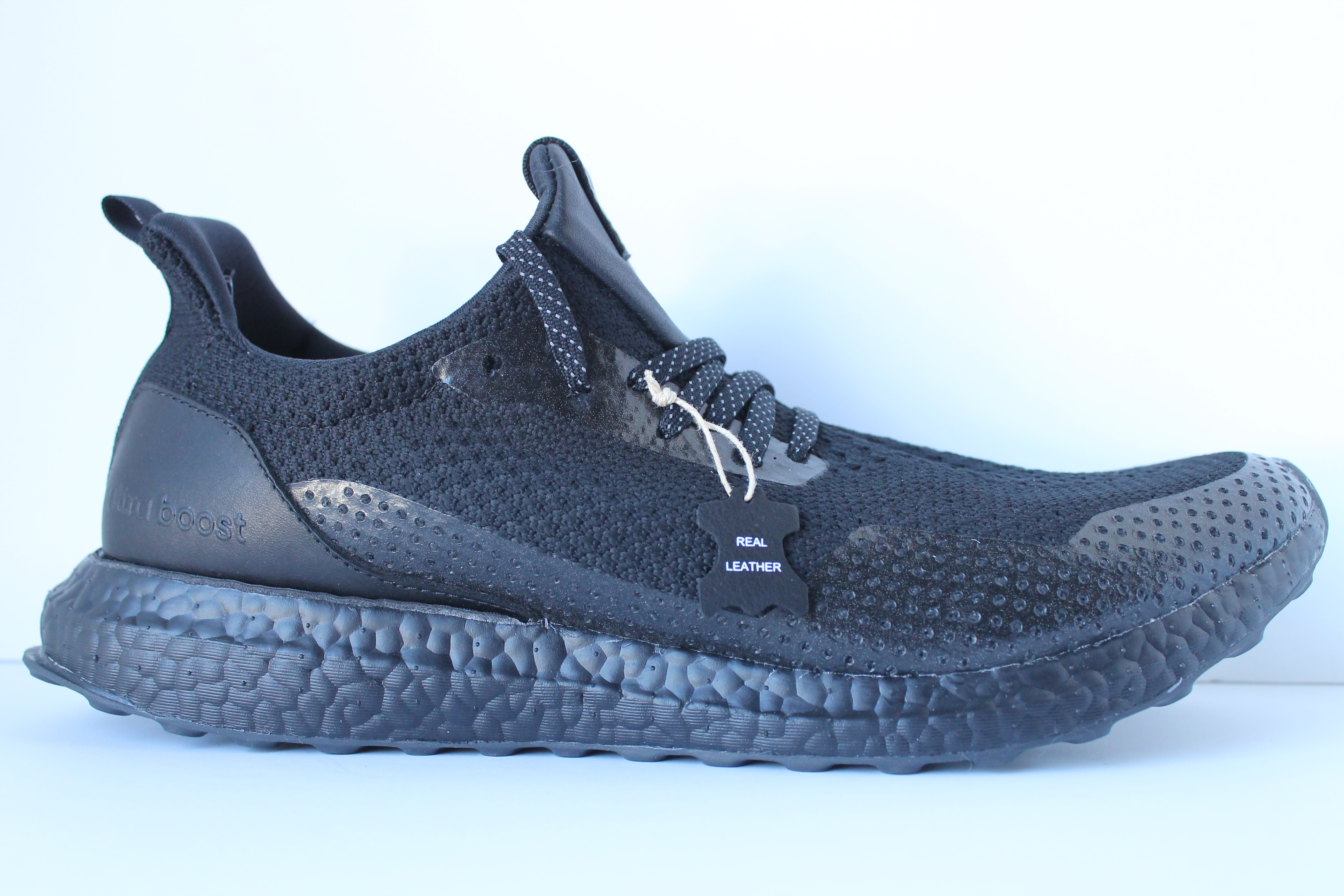 8808f5cfee6 Adidas Ultra Boost Uncaged Haven - Triple Black