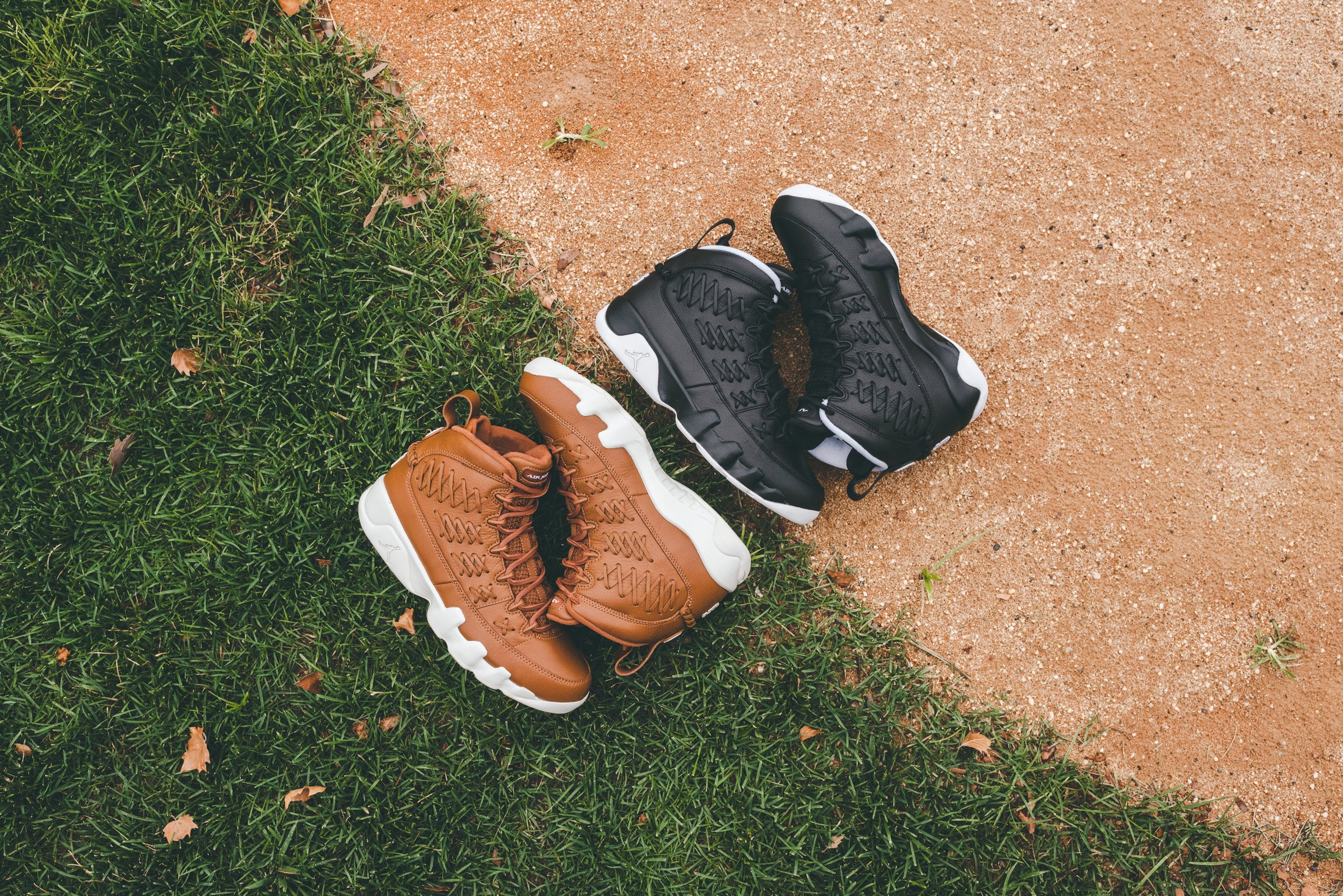 719a8ea0b3f Air Jordan 9 Retro Pinnacle Pack - Brown or Black