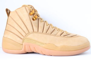 Air Jordan 12 Retro PSNY - Wheat