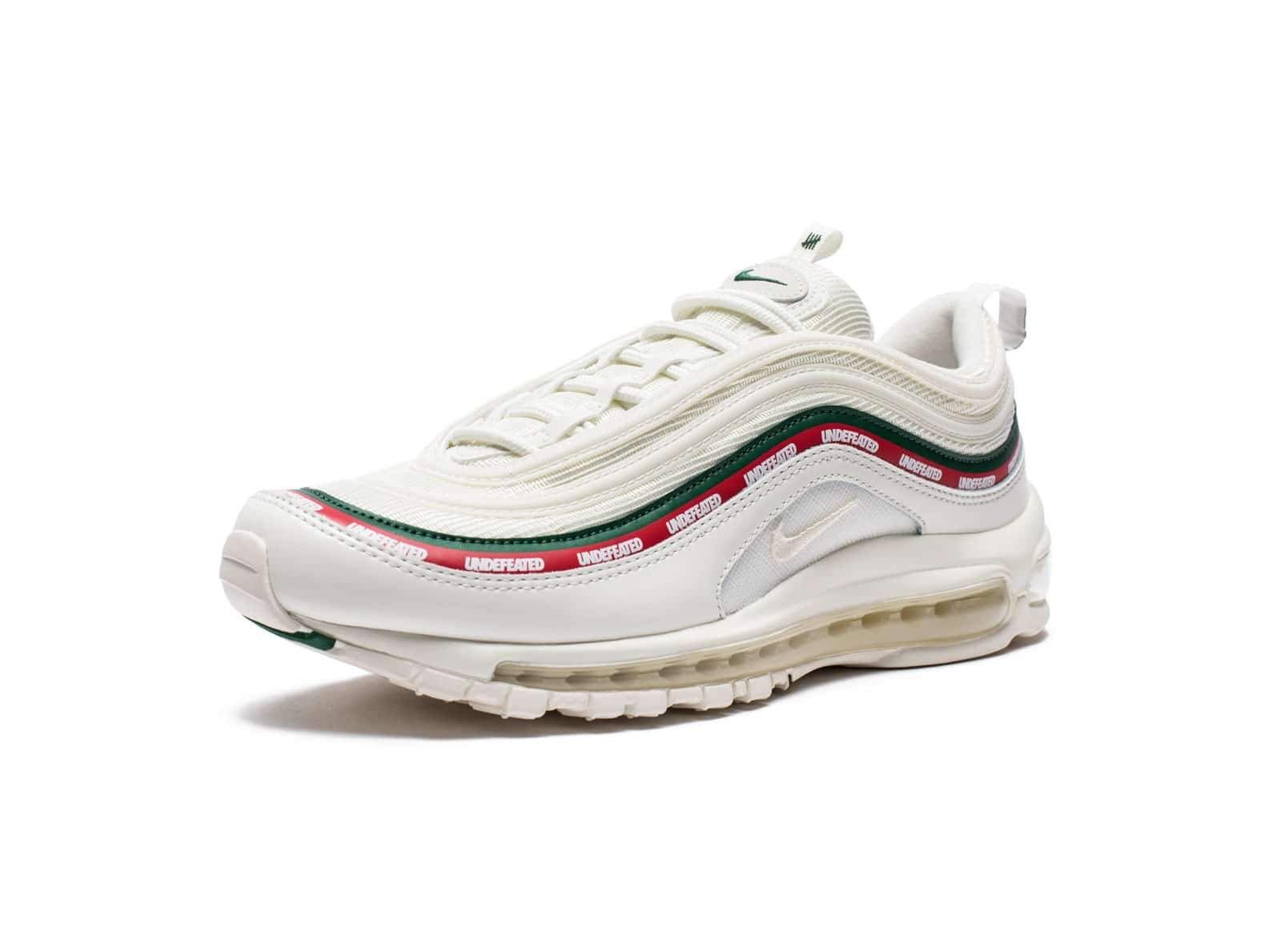 1465d882e9 UNDEFEATED X NIKE AIR MAX 97 OG – SAIL/SPEED RED/WHITE/GORGE ...