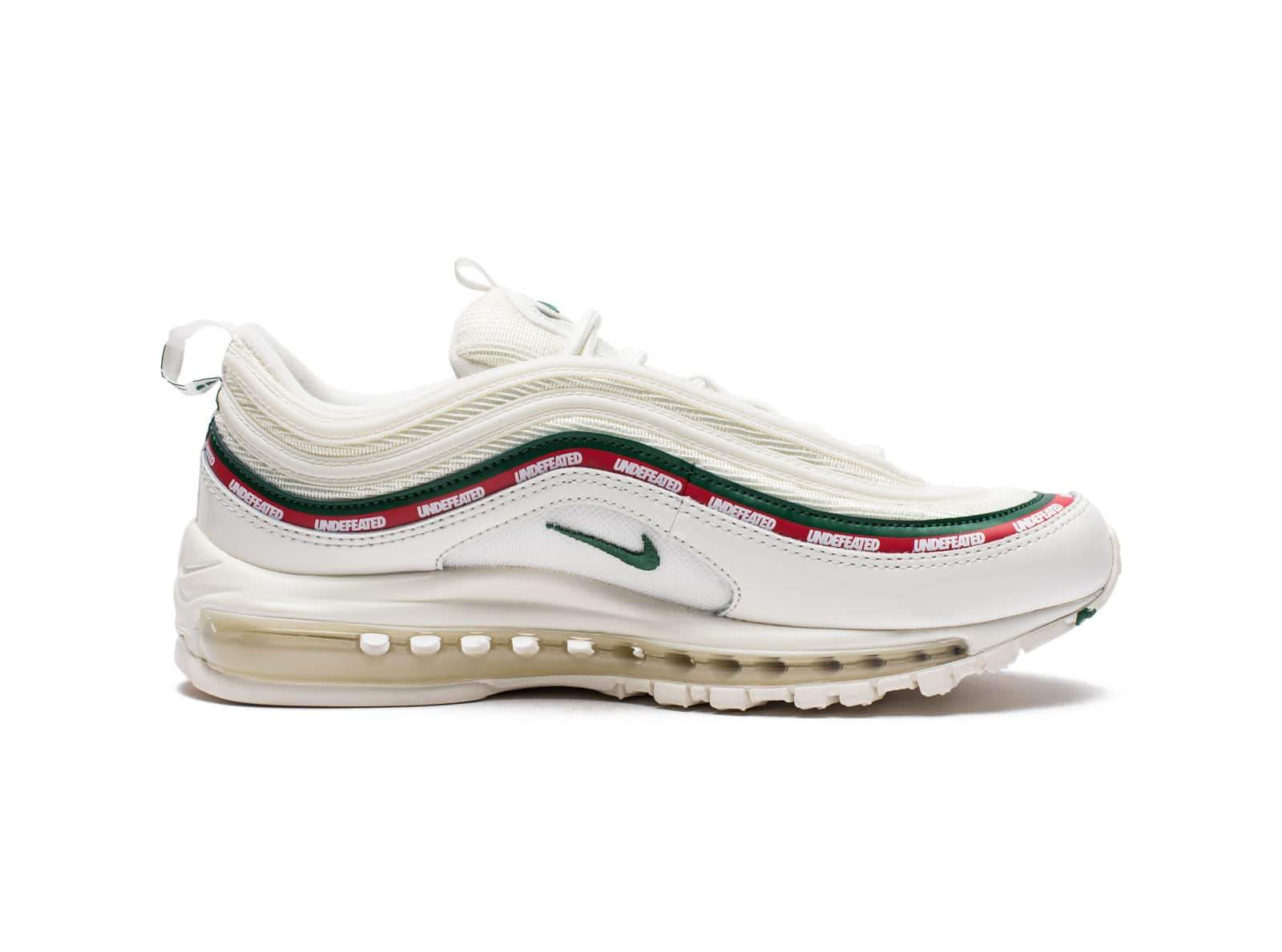 UNDEFEATED X NIKE AIR MAX 97 OG - WHITE