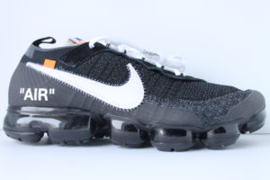 The 10 : Nike Air Vapormax FX - OFF WHITE created by Virgil Abloh