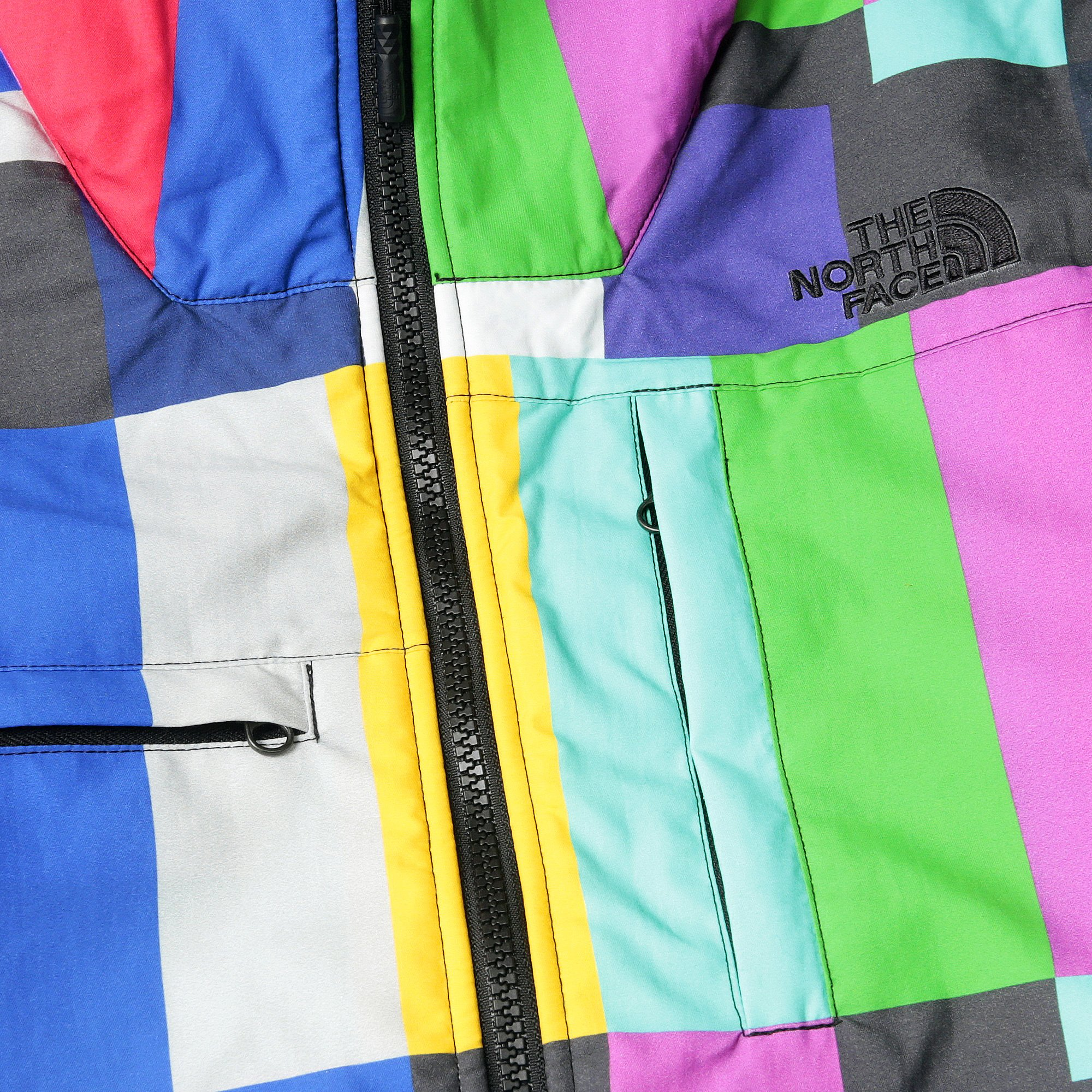 "Extra Butter x The North Face ""Technical Difficulties"" Denali Jacket 1c2000420"