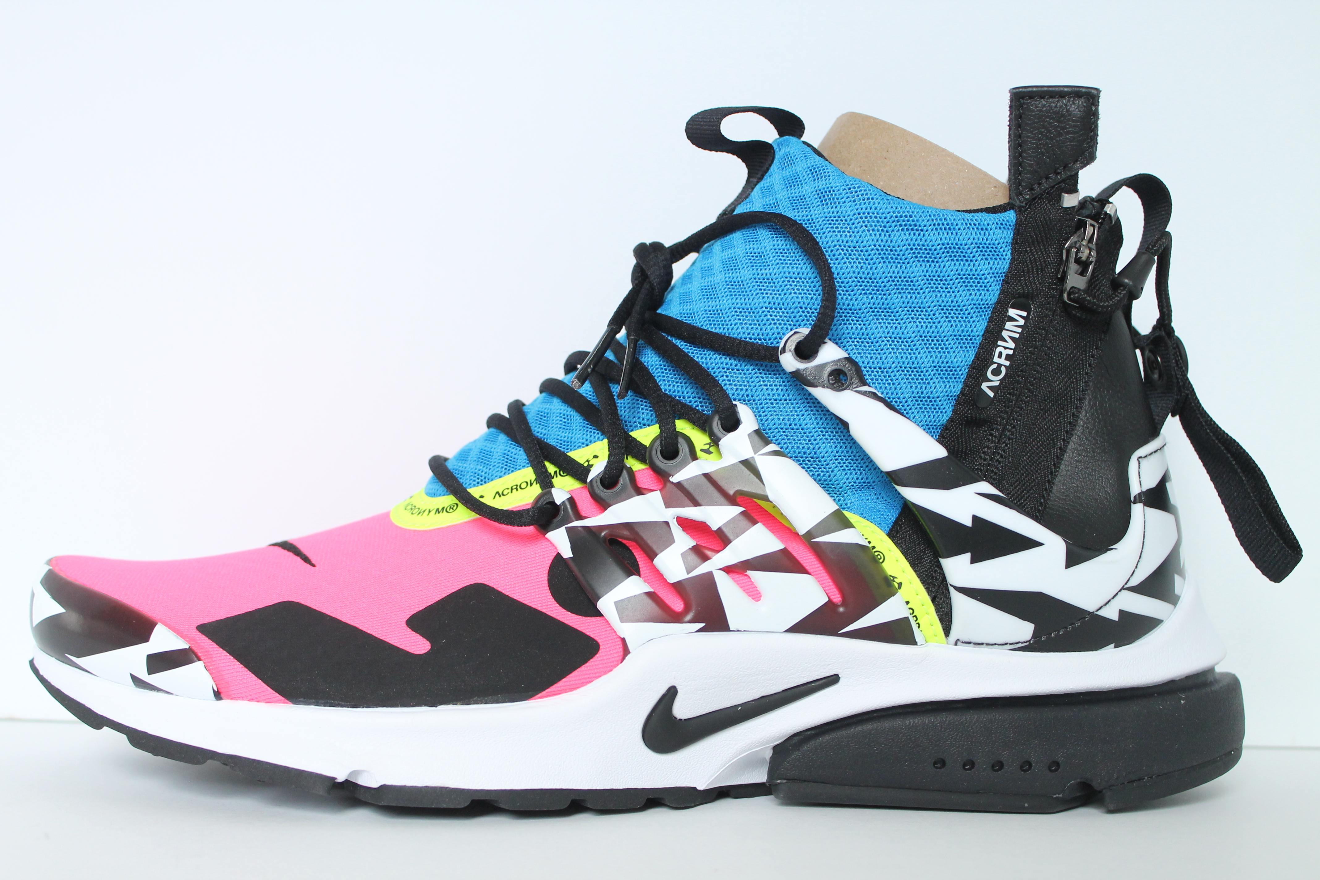 best service 2334d 31ad7 ... NIKE X ACRONYM AIR PRESTO MID – COTTON CANDY ...