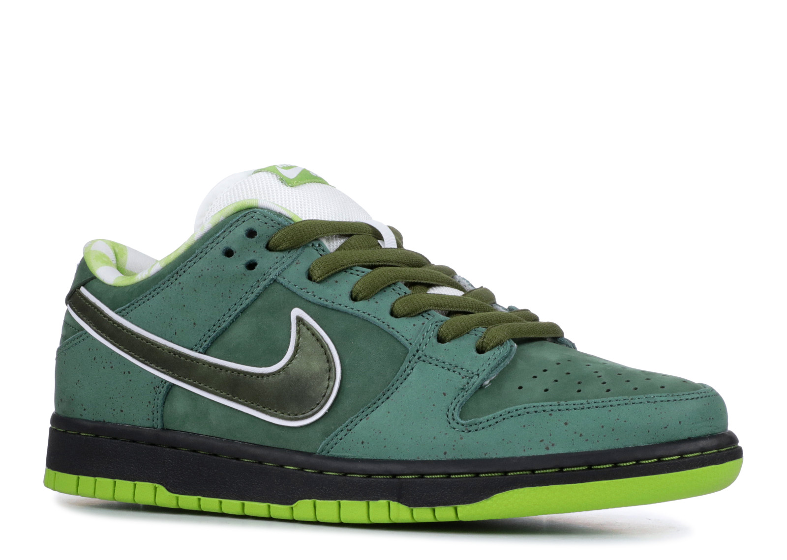 release date: 5615e 40189 Concepts X Nike SB Dunk Low PRO OG QS Green Lobster ...