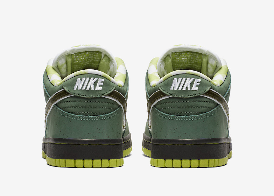 the best attitude 40001 0c593 ... Concepts X Nike SB Dunk Low PRO OG QS Green Lobster ...