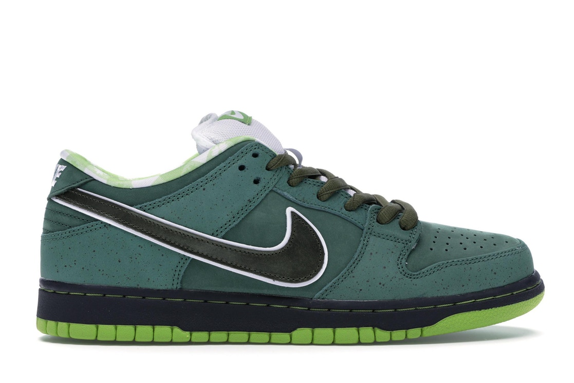 Concepts Nike SB Dunk Low PRO OG QS Green Lobster Special Box