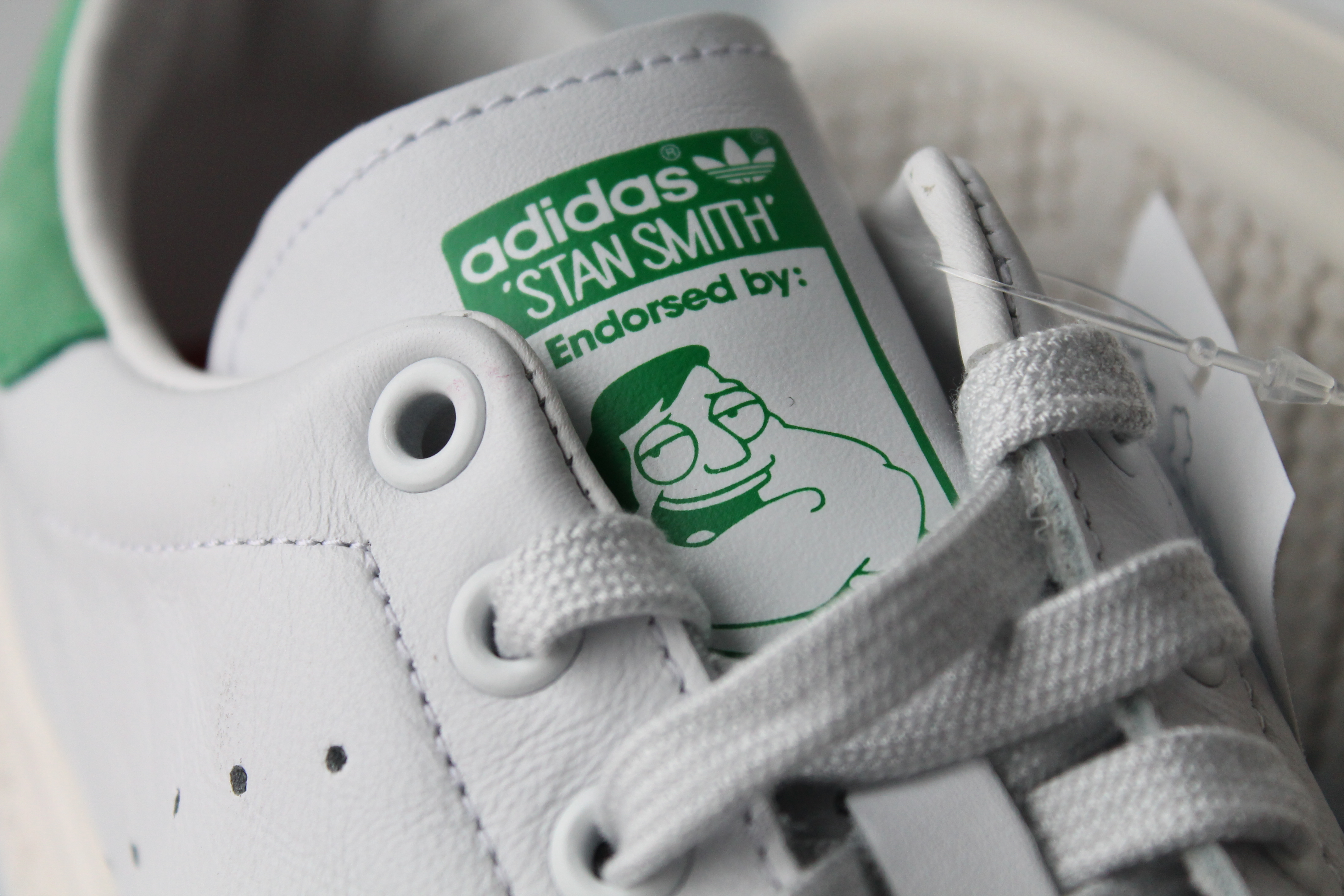 lowest price 01002 56ed4 Adidas Stan Smith American Dad