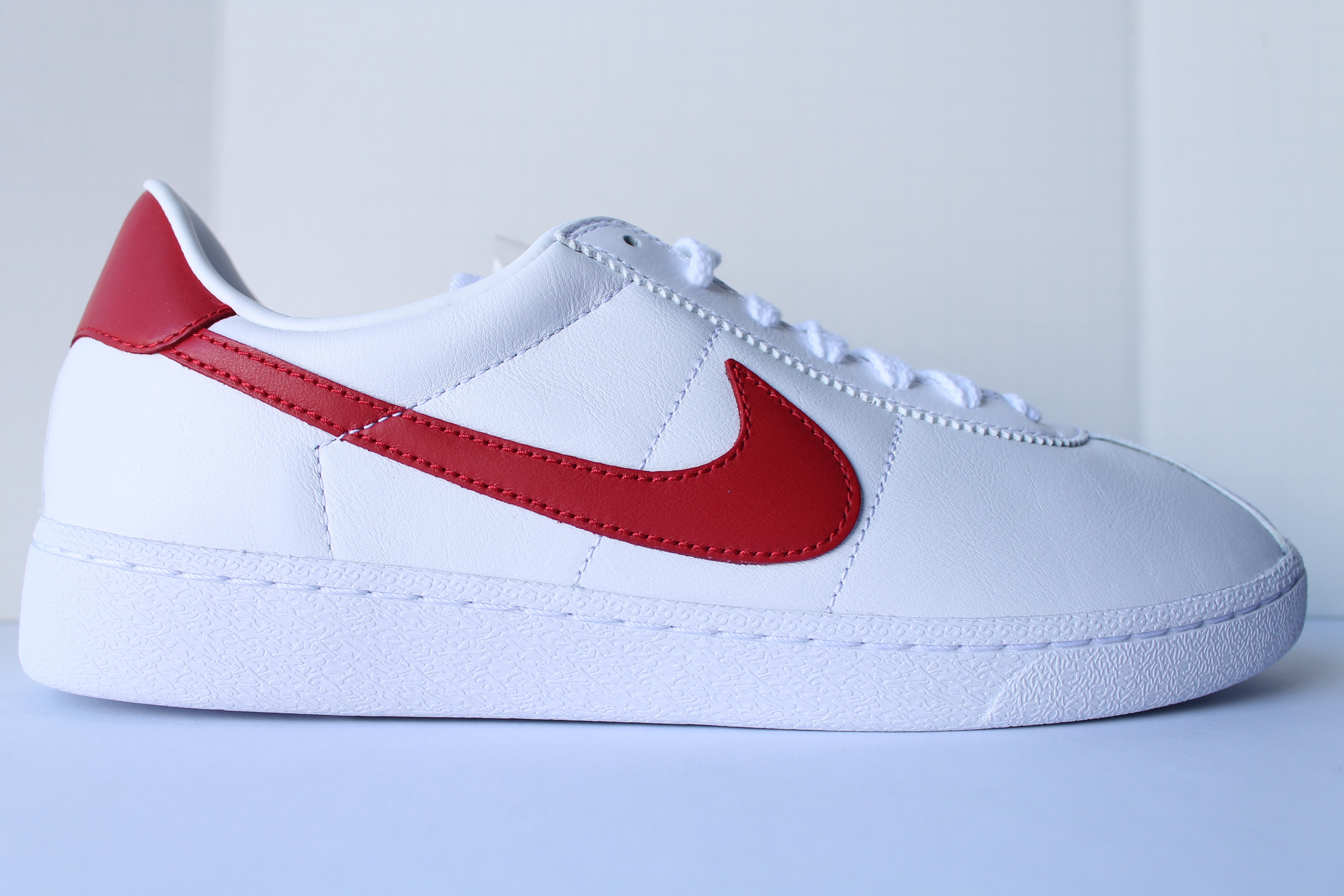 save off 64f24 2bf01 Nike Bruin Leather Marty McFly Back to the Future 1985