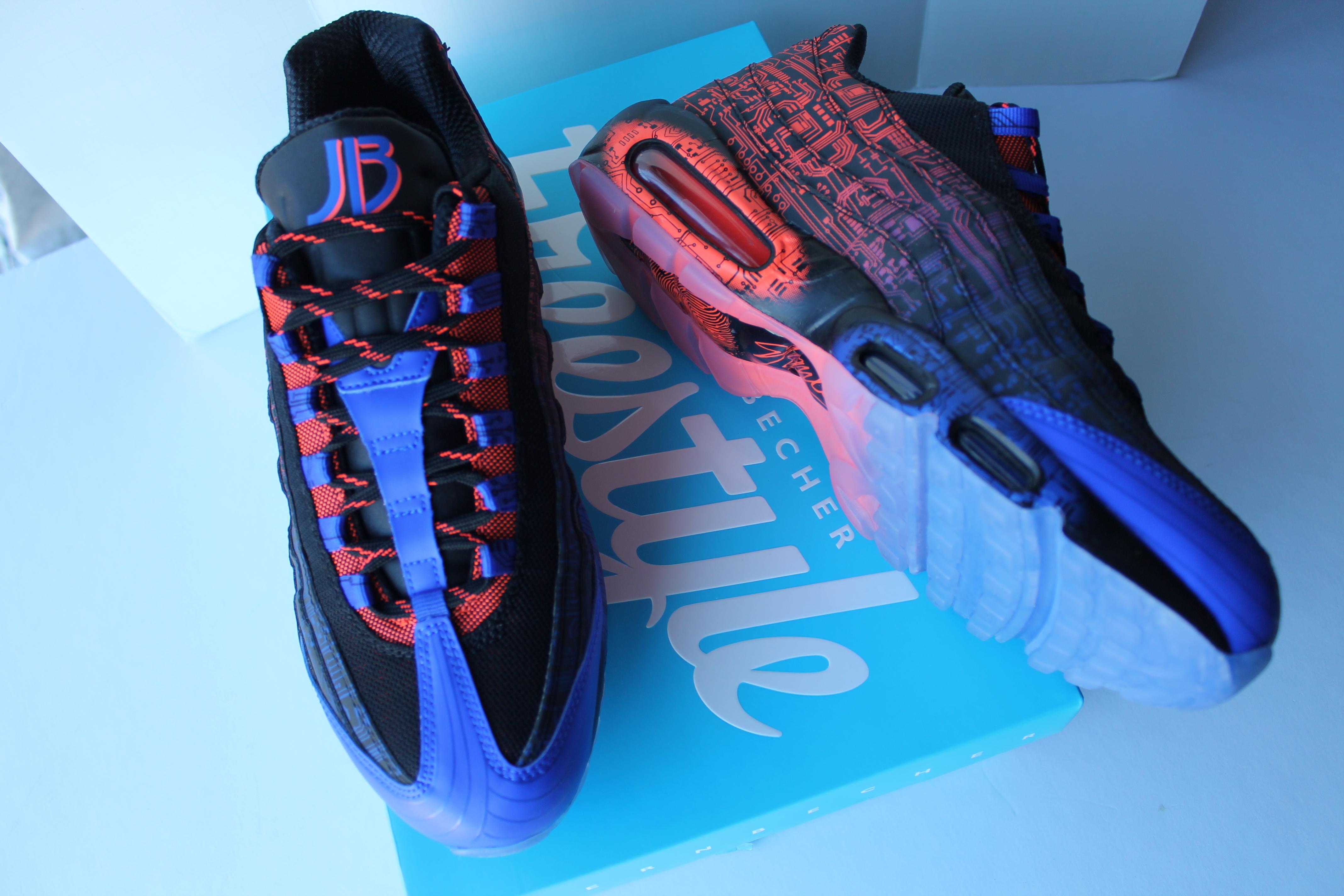 cb69a4fe0b9 ... Nike Air Max 95 Premium Doernbecher ...