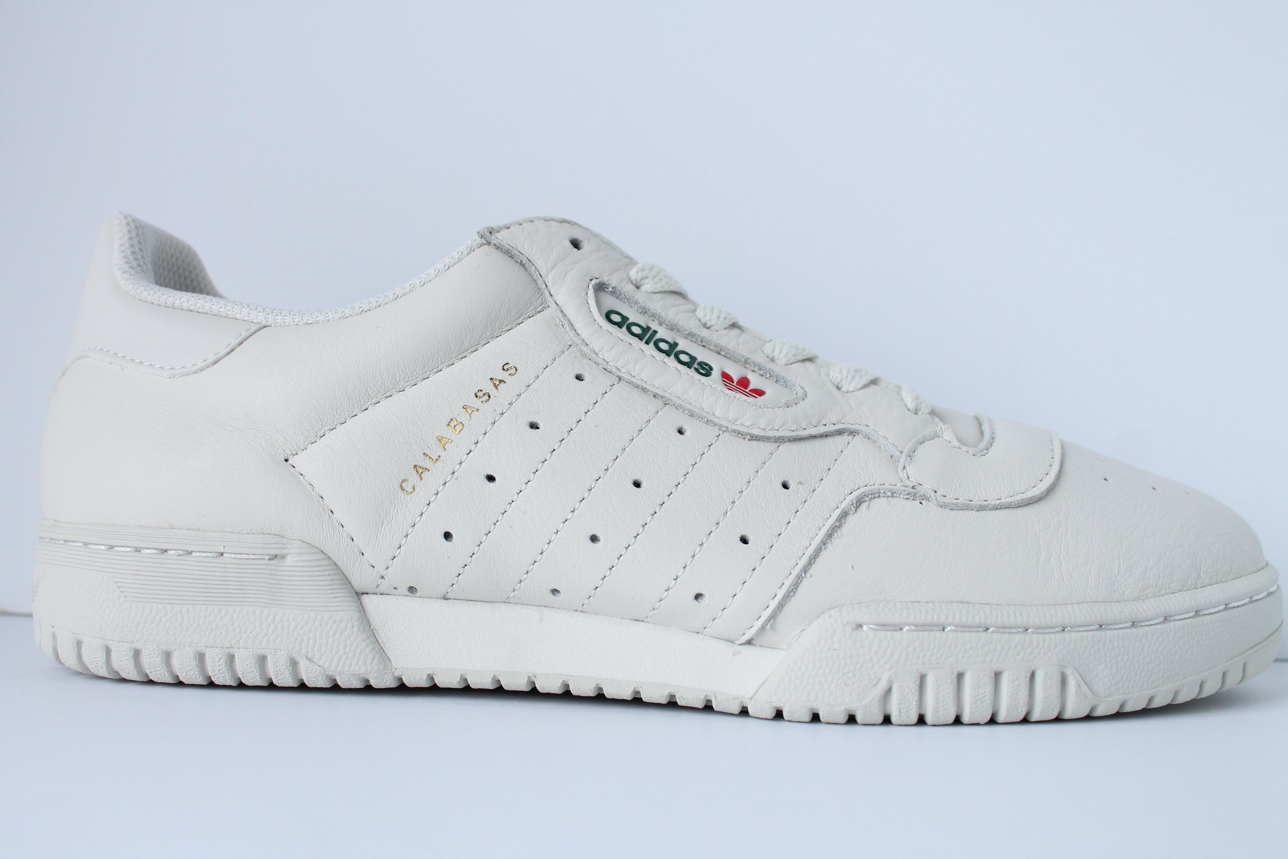 a0e5fee6ac2 adidas Yeezy Powerphase - Cream