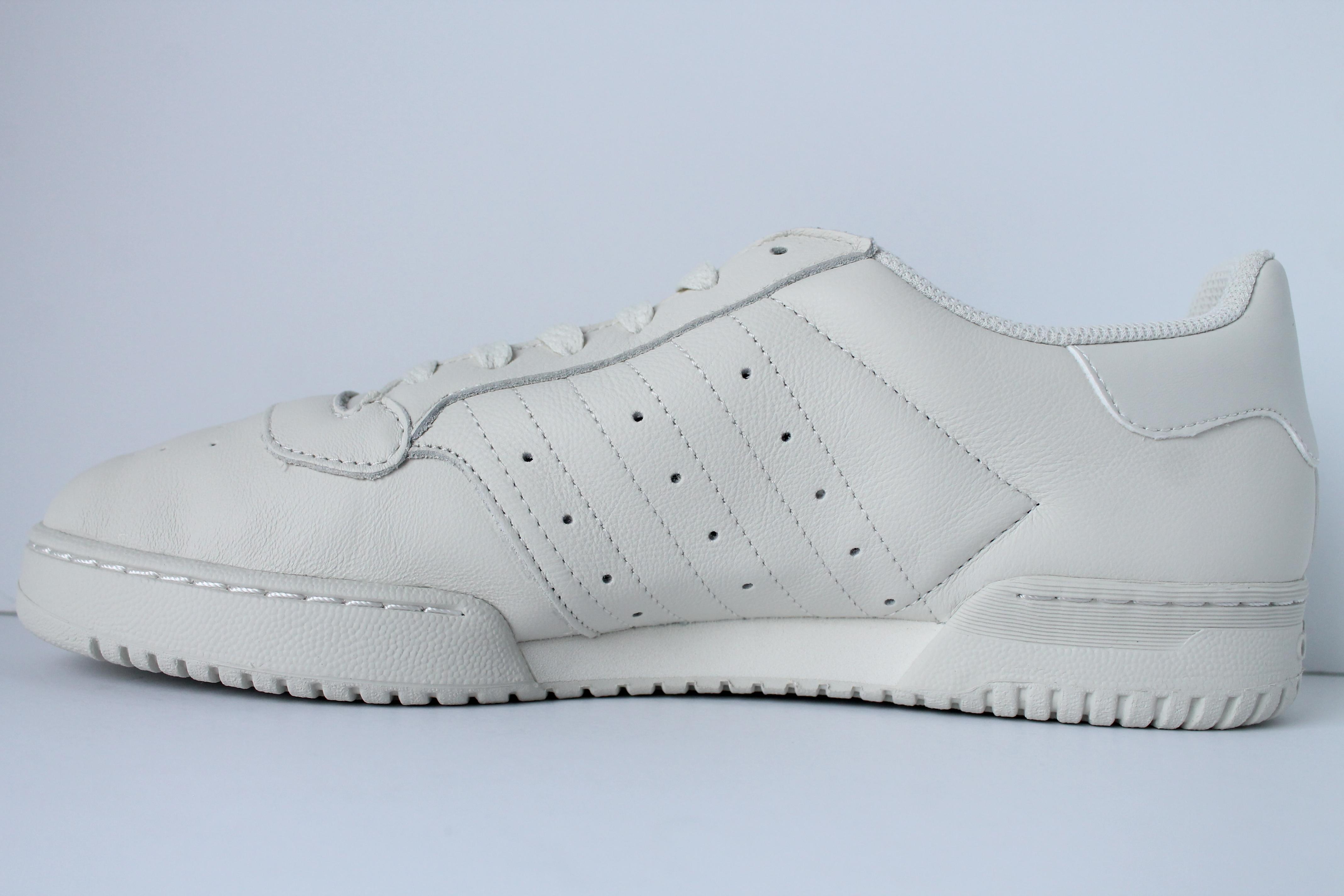 478640e112b93 ... Cream adidas Yeezy Powerphase ...