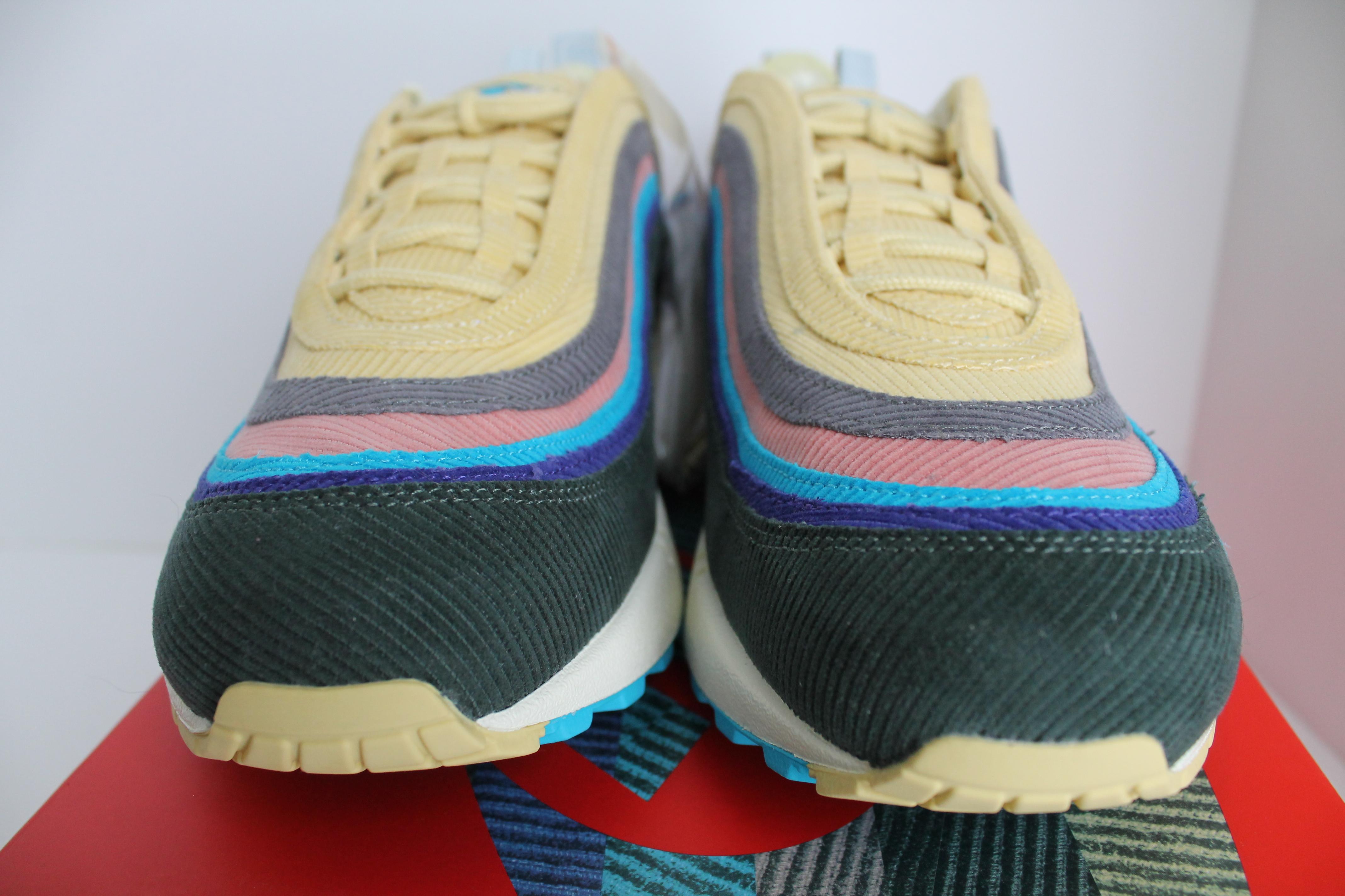 ccfc0b92bb ... Nike Air Max 1/97 VF Sean Wotherspoon ...