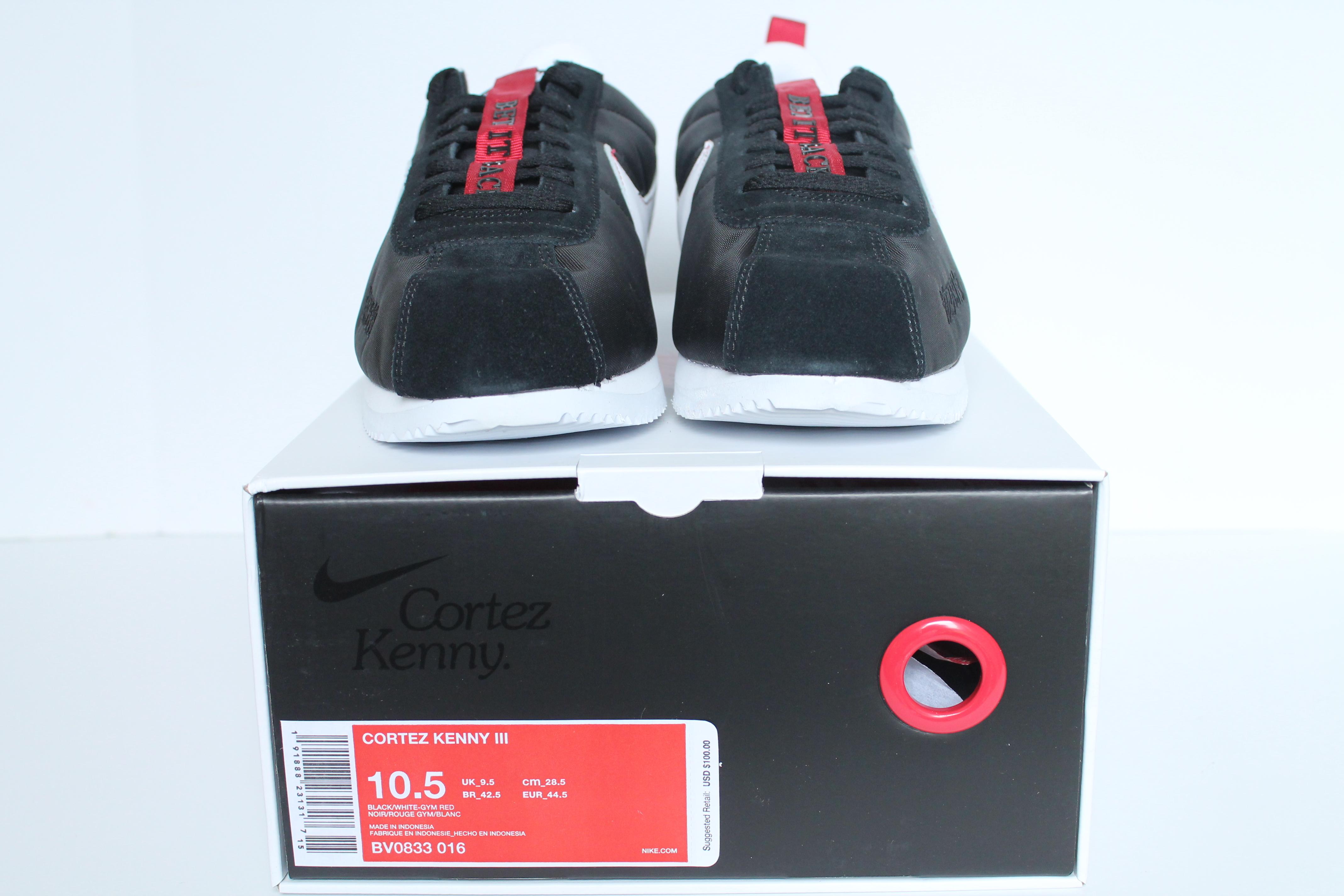 best service d9d7f 05176 Nike Cortez Kenny III