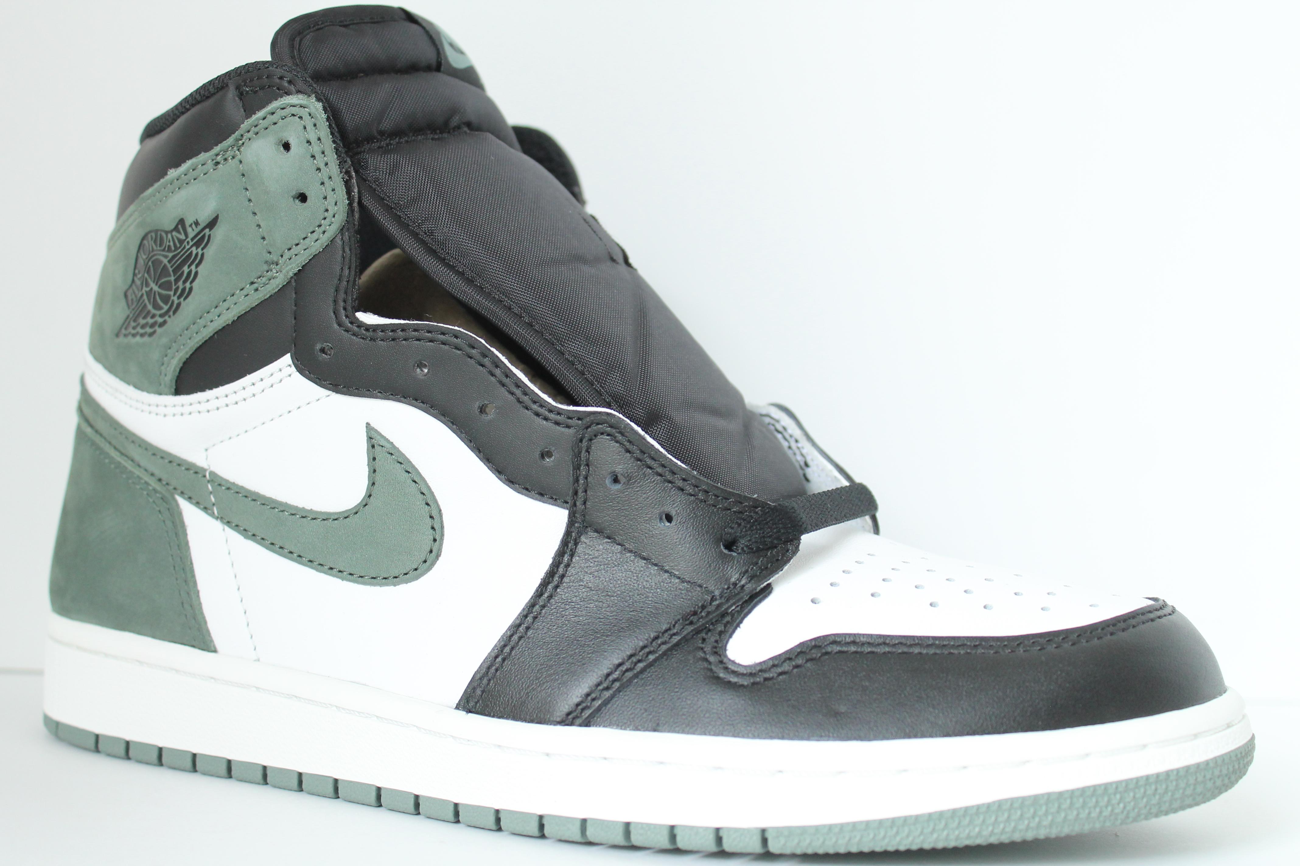 61d88cd45cc8 ... Air Jordan 1 Retro High OG – Clay Green ...