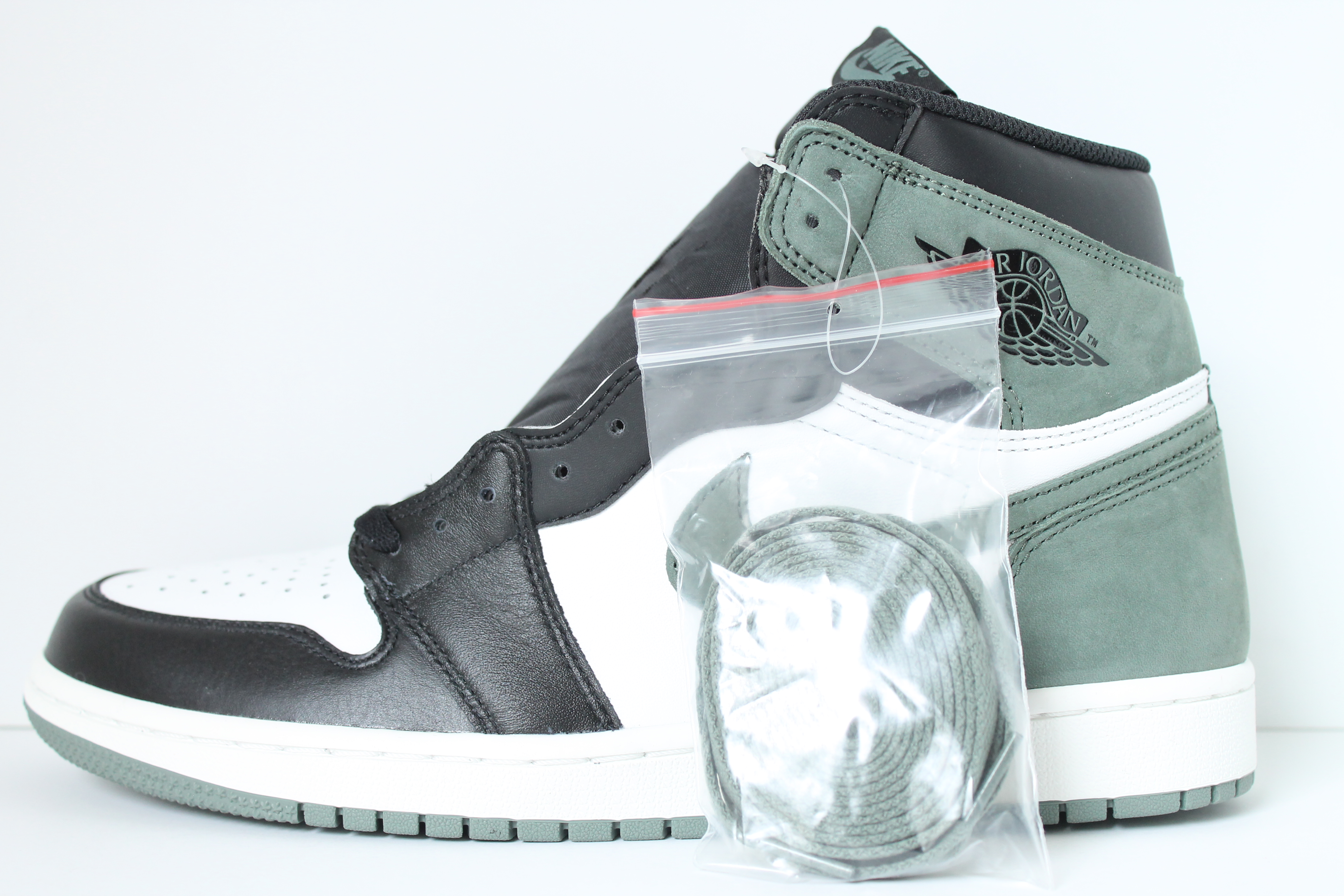 162d6804f4bded ... Air Jordan 1 Retro High OG – Clay Green ...