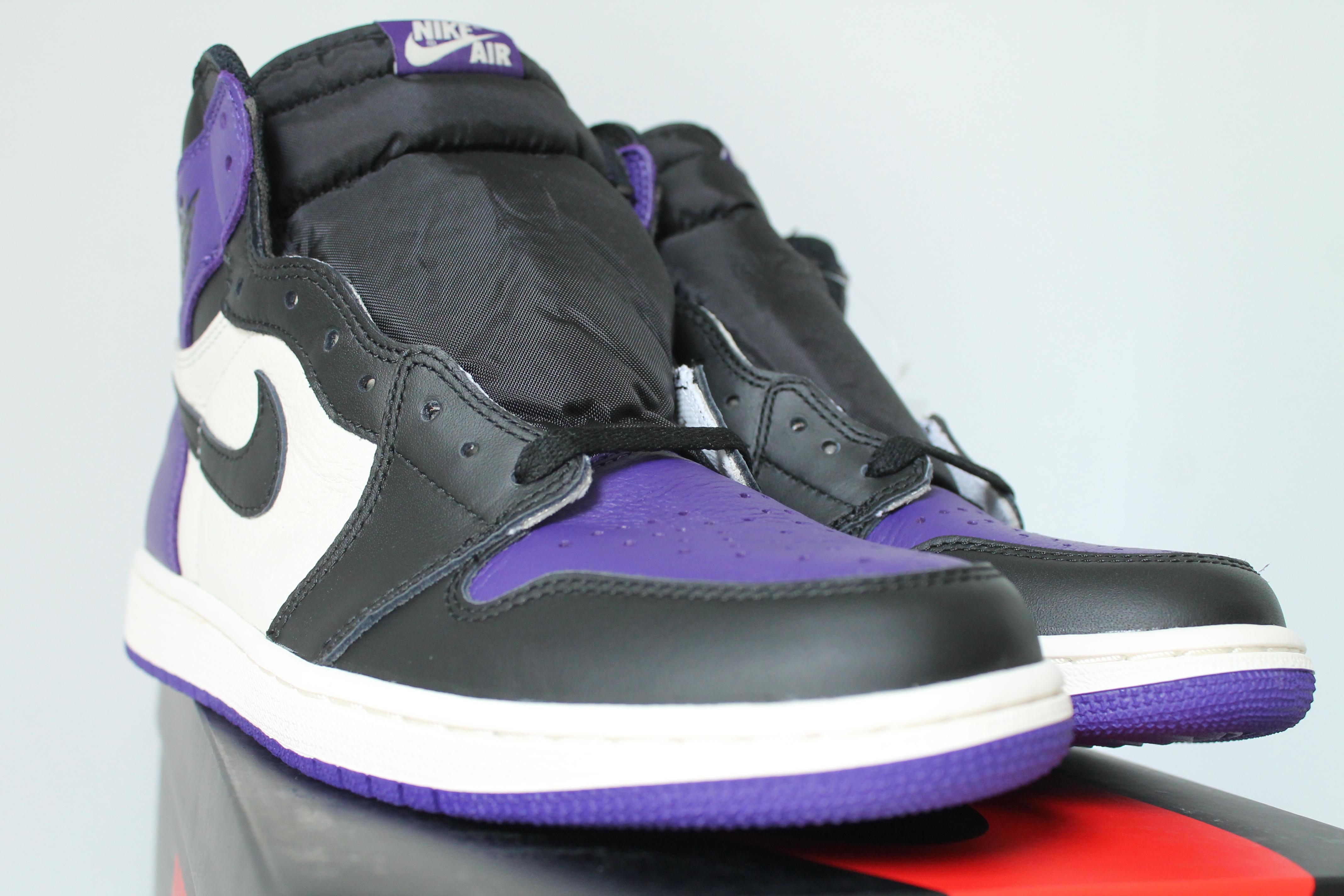 4a5adac8951e ... Air Jordan 1 Retro High OG – Court Purple ...