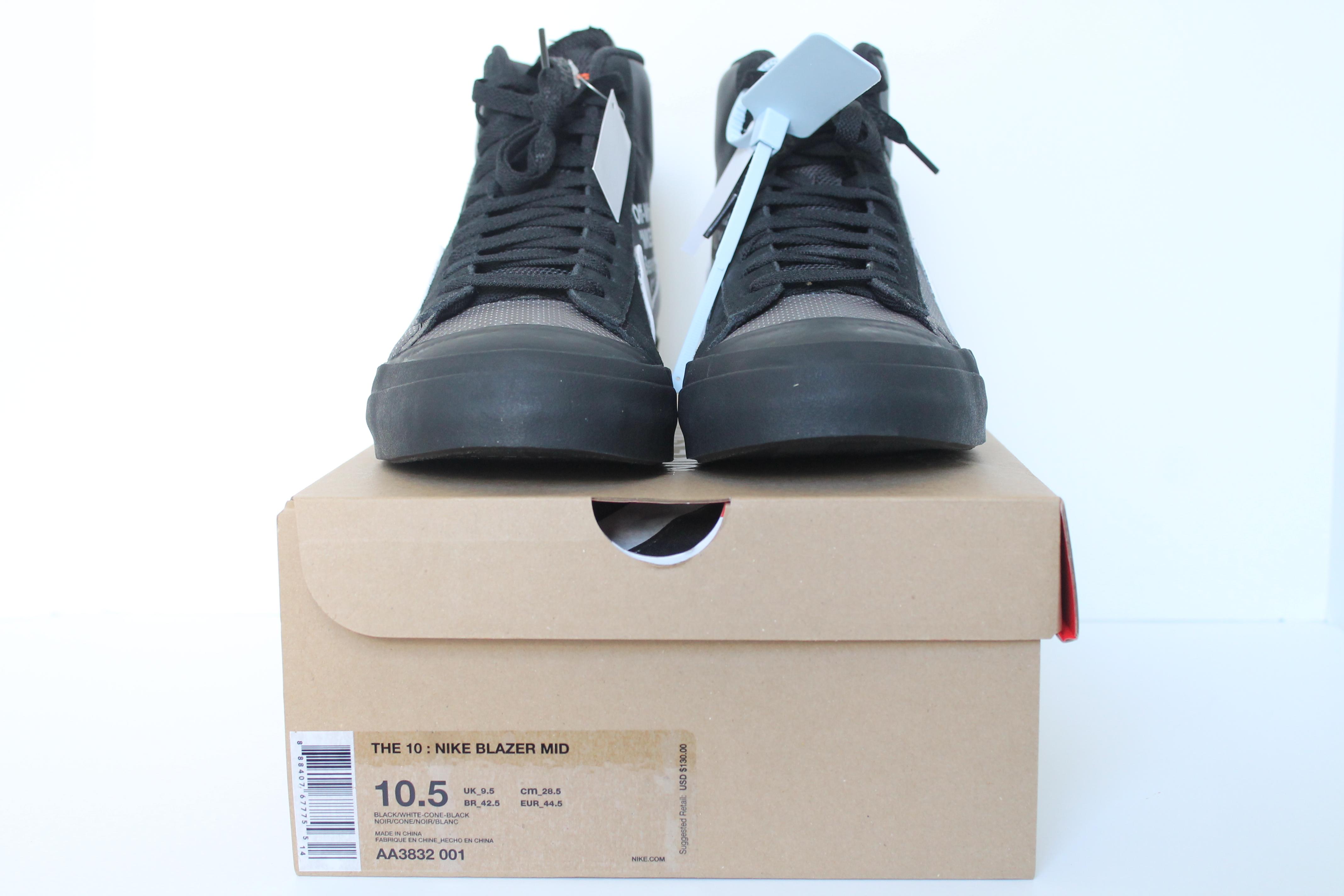 online store 6beba 7be48 The 10  Nike Blazer Mid – Grim Reaper ...