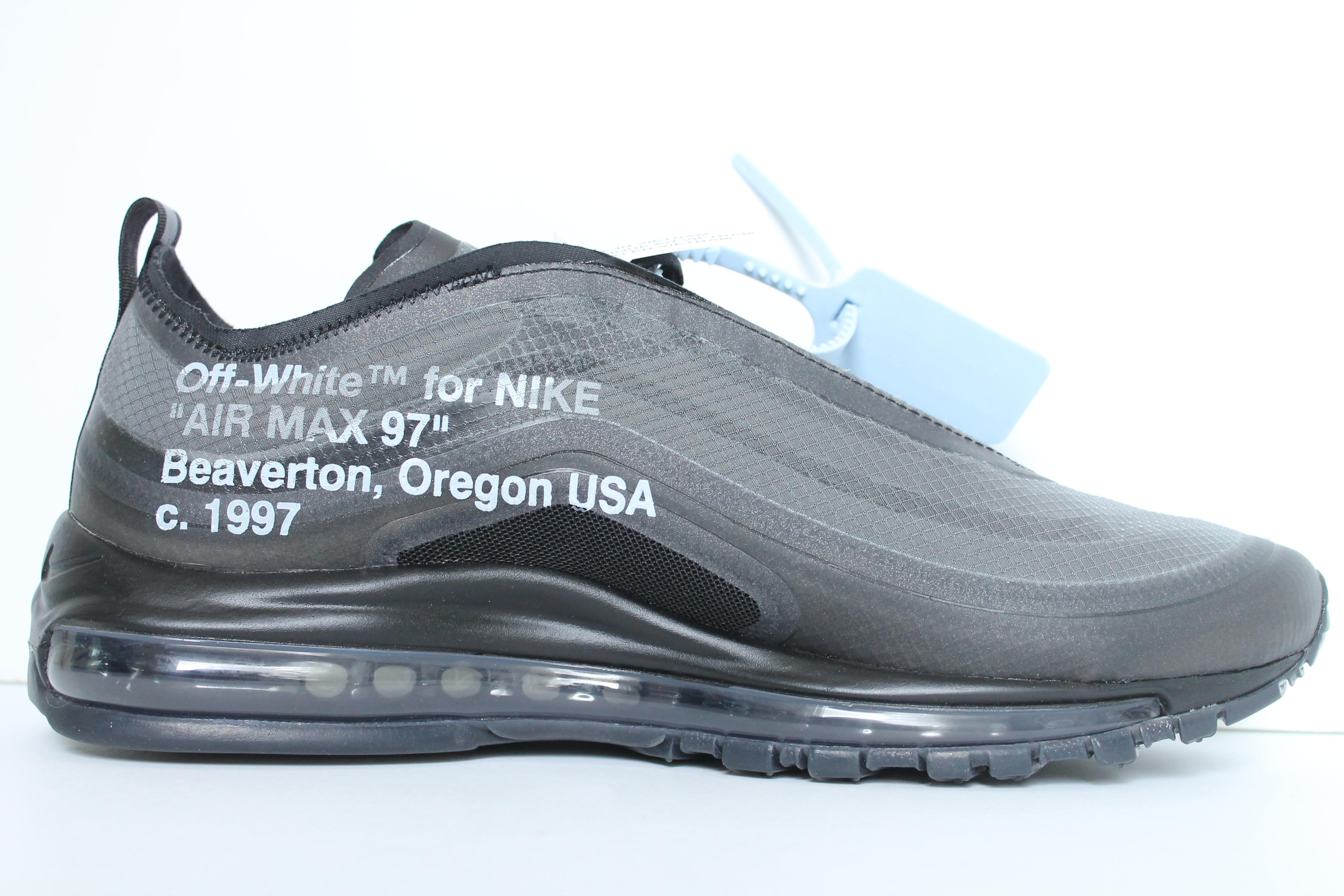 3e811ee5c4 The 10: Nike Air Max 97 OG – Black